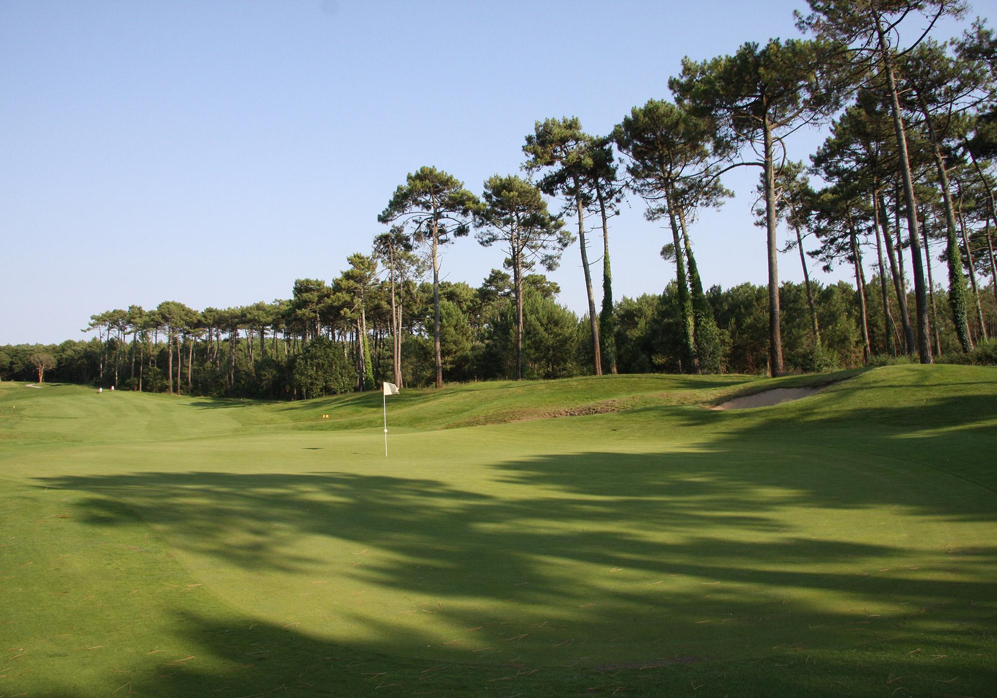 hotel boutique, offre sejour golf landes moliets