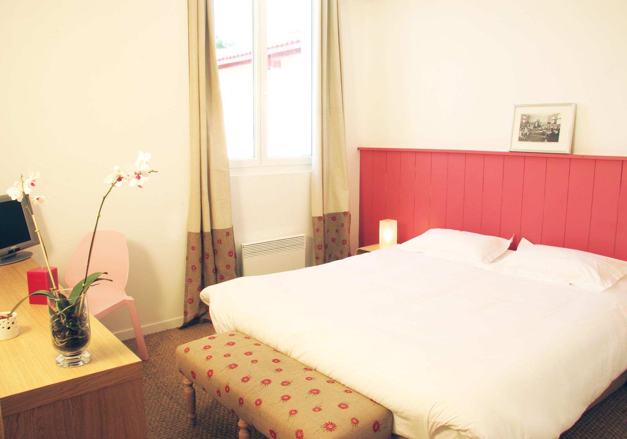 Chambre Double, Hotel Boutique Messanges, Landes