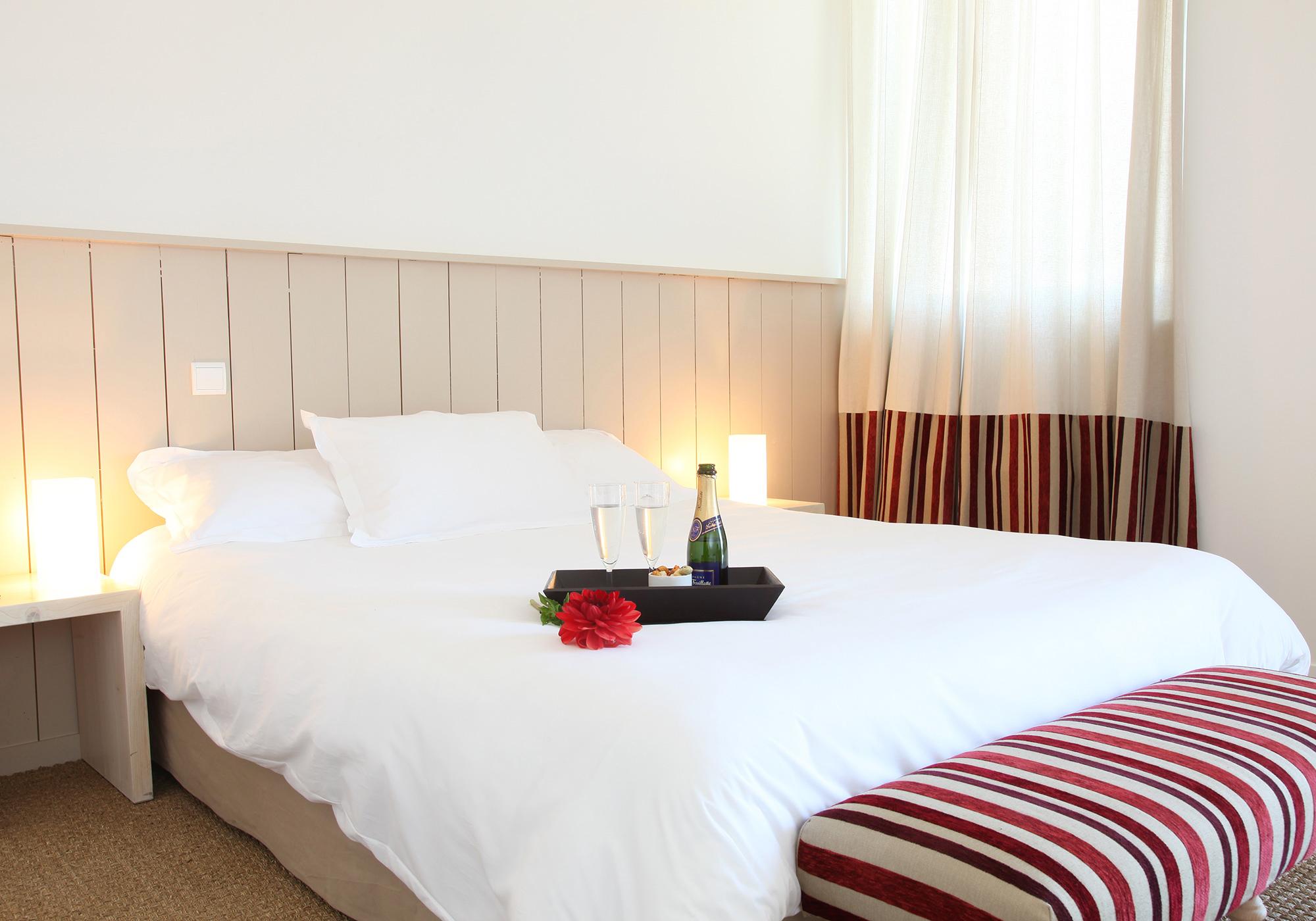 Nuit de noces, Hotel*** Boutique Messanges, Landes, Pays Basque